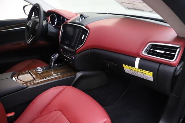 New 2020 Maserati Ghibli S Q4 for sale Sold at Alfa Romeo of Greenwich in Greenwich CT 06830 22