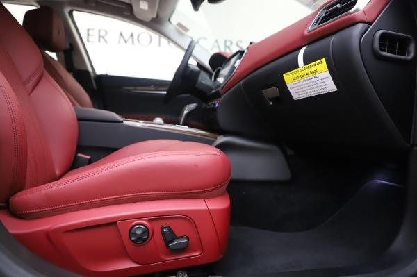 New 2020 Maserati Ghibli S Q4 for sale Sold at Alfa Romeo of Greenwich in Greenwich CT 06830 23