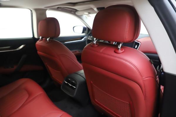 New 2020 Maserati Ghibli S Q4 for sale Sold at Alfa Romeo of Greenwich in Greenwich CT 06830 28