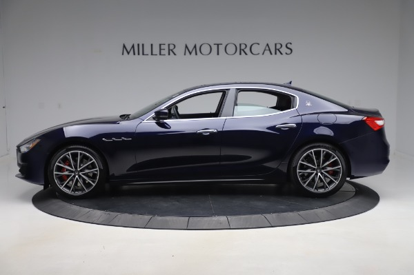 New 2020 Maserati Ghibli S Q4 for sale Sold at Alfa Romeo of Greenwich in Greenwich CT 06830 3