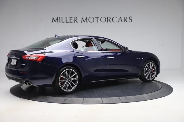 New 2020 Maserati Ghibli S Q4 for sale Sold at Alfa Romeo of Greenwich in Greenwich CT 06830 8
