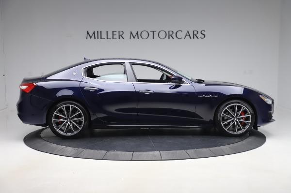 New 2020 Maserati Ghibli S Q4 for sale Sold at Alfa Romeo of Greenwich in Greenwich CT 06830 9