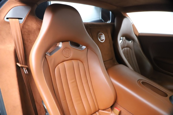 Used 2008 Bugatti Veyron 16.4 for sale Call for price at Alfa Romeo of Greenwich in Greenwich CT 06830 19