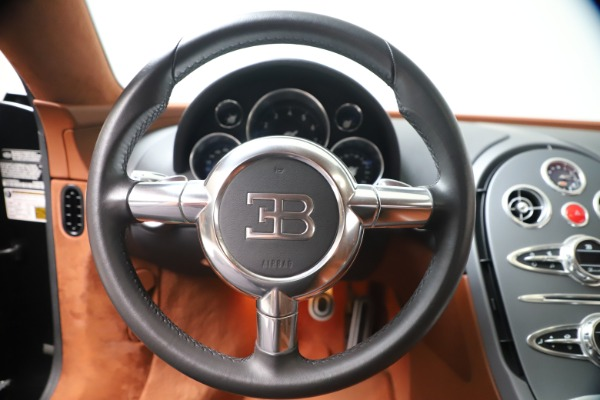 Used 2008 Bugatti Veyron 16.4 for sale Call for price at Alfa Romeo of Greenwich in Greenwich CT 06830 23
