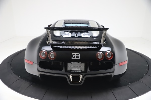 Used 2008 Bugatti Veyron 16.4 for sale Call for price at Alfa Romeo of Greenwich in Greenwich CT 06830 28
