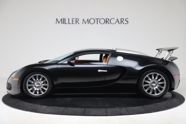 Used 2008 Bugatti Veyron 16.4 for sale Call for price at Alfa Romeo of Greenwich in Greenwich CT 06830 3
