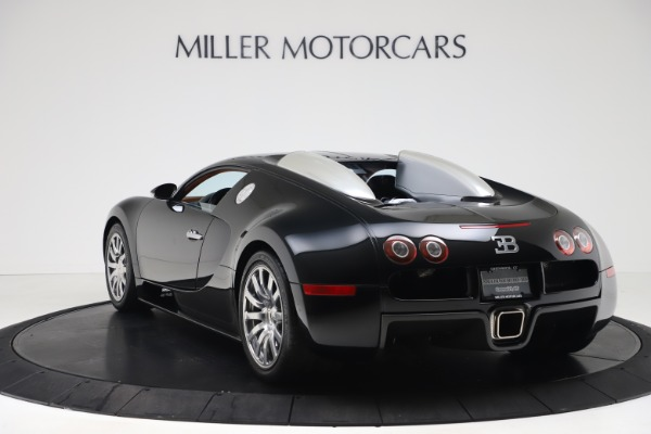Used 2008 Bugatti Veyron 16.4 for sale Call for price at Alfa Romeo of Greenwich in Greenwich CT 06830 5