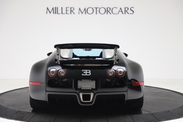 Used 2008 Bugatti Veyron 16.4 for sale Call for price at Alfa Romeo of Greenwich in Greenwich CT 06830 6