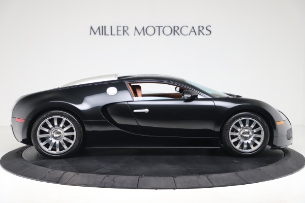 Used 2008 Bugatti Veyron 16.4 for sale Call for price at Alfa Romeo of Greenwich in Greenwich CT 06830 9