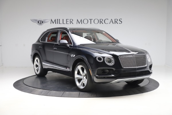 Used 2017 Bentley Bentayga W12 for sale $145,900 at Alfa Romeo of Greenwich in Greenwich CT 06830 11