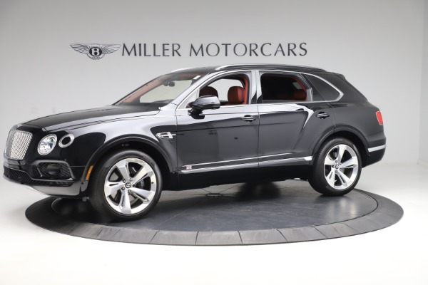 Used 2017 Bentley Bentayga W12 for sale $145,900 at Alfa Romeo of Greenwich in Greenwich CT 06830 2