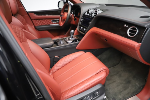 Used 2017 Bentley Bentayga W12 for sale $145,900 at Alfa Romeo of Greenwich in Greenwich CT 06830 25