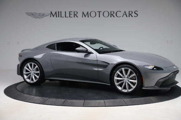 New 2020 Aston Martin Vantage Coupe for sale $165,381 at Alfa Romeo of Greenwich in Greenwich CT 06830 10