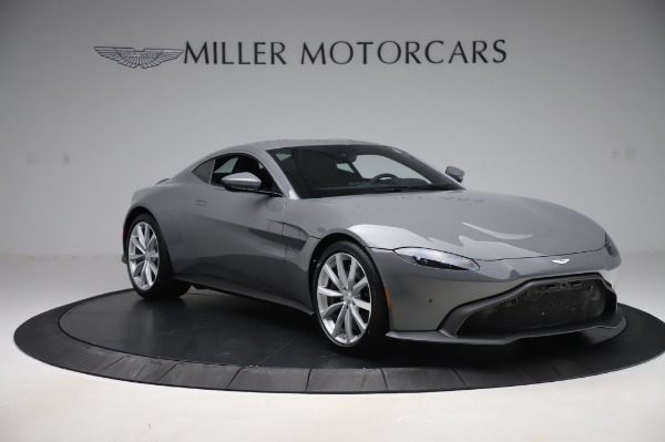 New 2020 Aston Martin Vantage Coupe for sale $165,381 at Alfa Romeo of Greenwich in Greenwich CT 06830 11