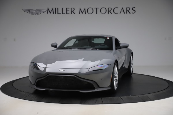 New 2020 Aston Martin Vantage Coupe for sale $165,381 at Alfa Romeo of Greenwich in Greenwich CT 06830 2
