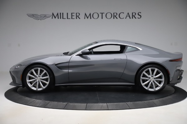 New 2020 Aston Martin Vantage Coupe for sale $165,381 at Alfa Romeo of Greenwich in Greenwich CT 06830 3