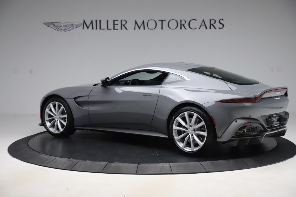 New 2020 Aston Martin Vantage Coupe for sale $165,381 at Alfa Romeo of Greenwich in Greenwich CT 06830 4