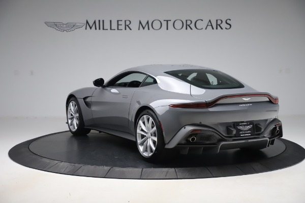 New 2020 Aston Martin Vantage Coupe for sale $165,381 at Alfa Romeo of Greenwich in Greenwich CT 06830 5