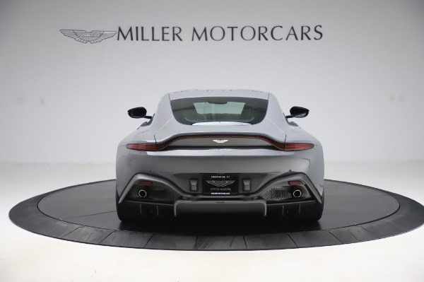 New 2020 Aston Martin Vantage Coupe for sale $165,381 at Alfa Romeo of Greenwich in Greenwich CT 06830 6