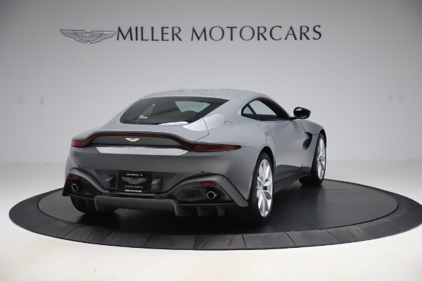 New 2020 Aston Martin Vantage Coupe for sale $165,381 at Alfa Romeo of Greenwich in Greenwich CT 06830 7