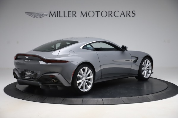 New 2020 Aston Martin Vantage Coupe for sale $165,381 at Alfa Romeo of Greenwich in Greenwich CT 06830 8