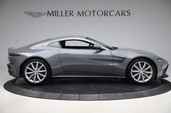 New 2020 Aston Martin Vantage Coupe for sale $165,381 at Alfa Romeo of Greenwich in Greenwich CT 06830 9