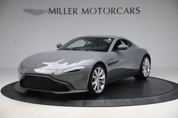 New 2020 Aston Martin Vantage Coupe for sale $165,381 at Alfa Romeo of Greenwich in Greenwich CT 06830 1