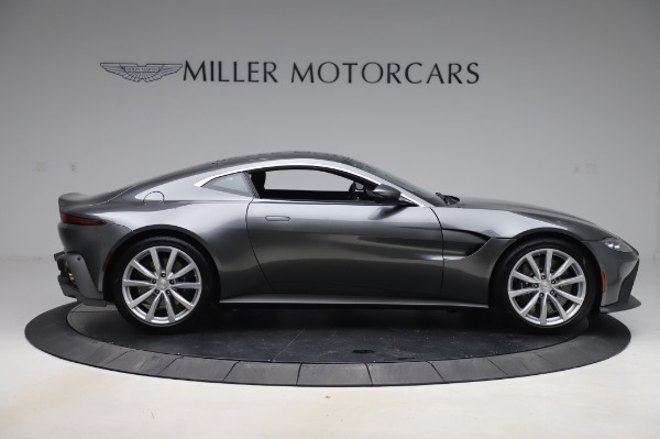 New 2020 Aston Martin Vantage Coupe for sale $168,431 at Alfa Romeo of Greenwich in Greenwich CT 06830 10