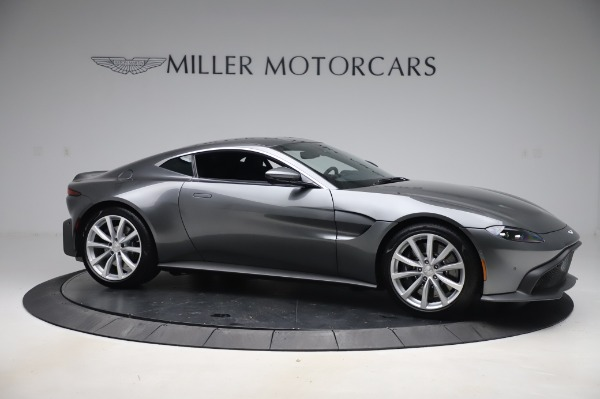 New 2020 Aston Martin Vantage Coupe for sale $168,431 at Alfa Romeo of Greenwich in Greenwich CT 06830 11