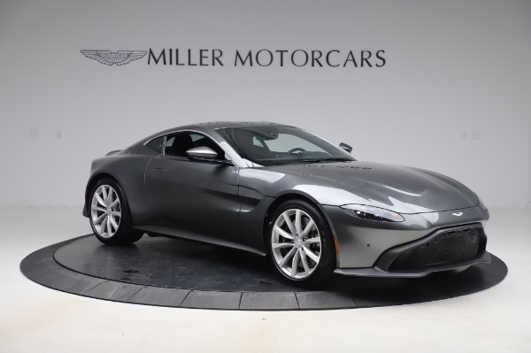 New 2020 Aston Martin Vantage Coupe for sale $168,431 at Alfa Romeo of Greenwich in Greenwich CT 06830 12