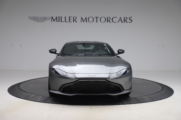 New 2020 Aston Martin Vantage Coupe for sale $168,431 at Alfa Romeo of Greenwich in Greenwich CT 06830 2