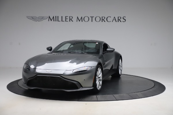 New 2020 Aston Martin Vantage Coupe for sale $168,431 at Alfa Romeo of Greenwich in Greenwich CT 06830 3