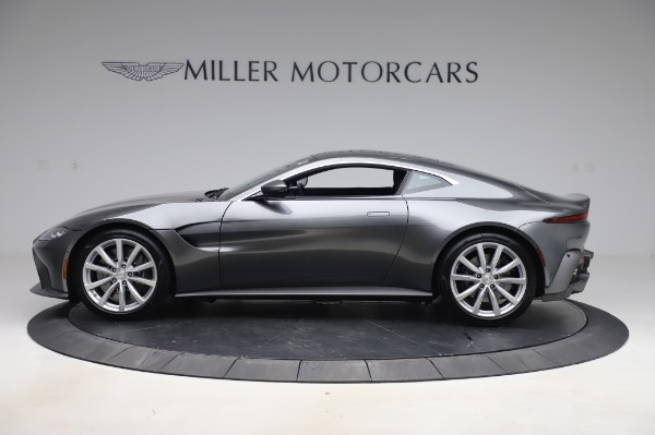 New 2020 Aston Martin Vantage Coupe for sale $168,431 at Alfa Romeo of Greenwich in Greenwich CT 06830 4