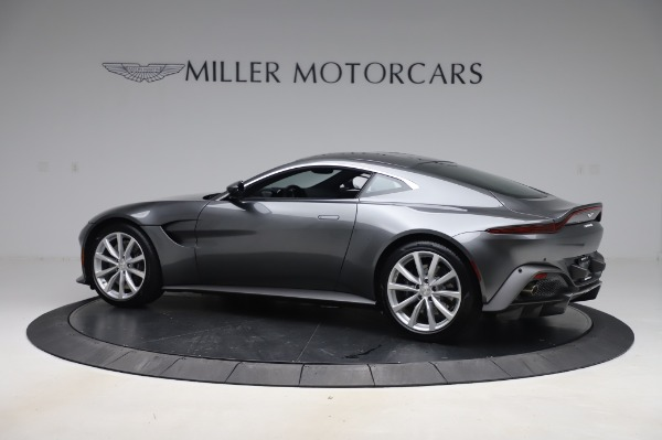 New 2020 Aston Martin Vantage Coupe for sale $168,431 at Alfa Romeo of Greenwich in Greenwich CT 06830 5