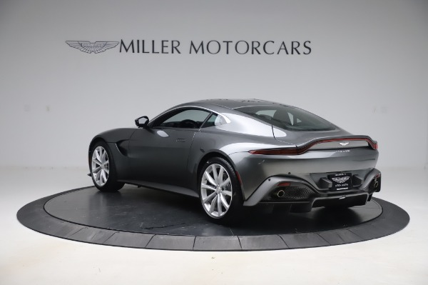 New 2020 Aston Martin Vantage Coupe for sale $168,431 at Alfa Romeo of Greenwich in Greenwich CT 06830 6