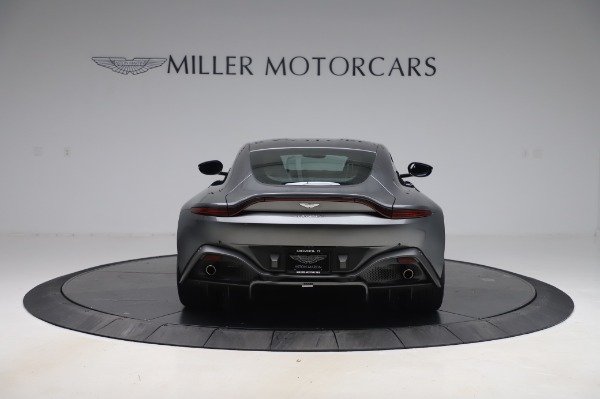New 2020 Aston Martin Vantage Coupe for sale $168,431 at Alfa Romeo of Greenwich in Greenwich CT 06830 7
