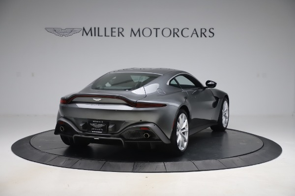New 2020 Aston Martin Vantage Coupe for sale $168,431 at Alfa Romeo of Greenwich in Greenwich CT 06830 8