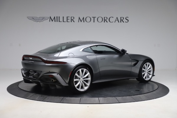 New 2020 Aston Martin Vantage Coupe for sale $168,431 at Alfa Romeo of Greenwich in Greenwich CT 06830 9