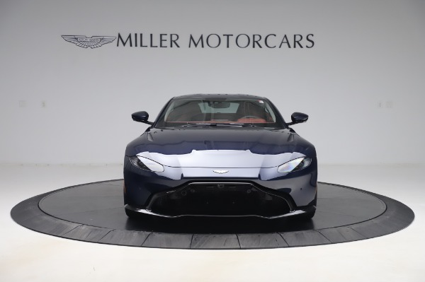 New 2020 Aston Martin Vantage Coupe for sale $177,481 at Alfa Romeo of Greenwich in Greenwich CT 06830 11