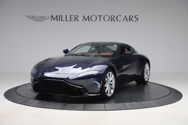New 2020 Aston Martin Vantage Coupe for sale $177,481 at Alfa Romeo of Greenwich in Greenwich CT 06830 12