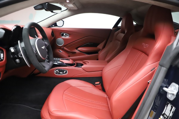 New 2020 Aston Martin Vantage Coupe for sale $177,481 at Alfa Romeo of Greenwich in Greenwich CT 06830 13