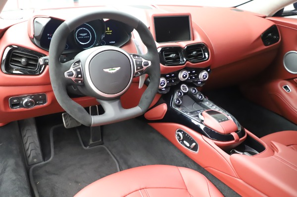 New 2020 Aston Martin Vantage Coupe for sale $177,481 at Alfa Romeo of Greenwich in Greenwich CT 06830 14