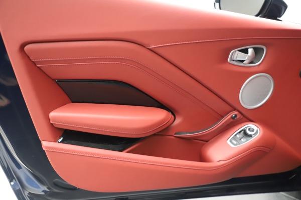 New 2020 Aston Martin Vantage for sale $177,481 at Alfa Romeo of Greenwich in Greenwich CT 06830 17