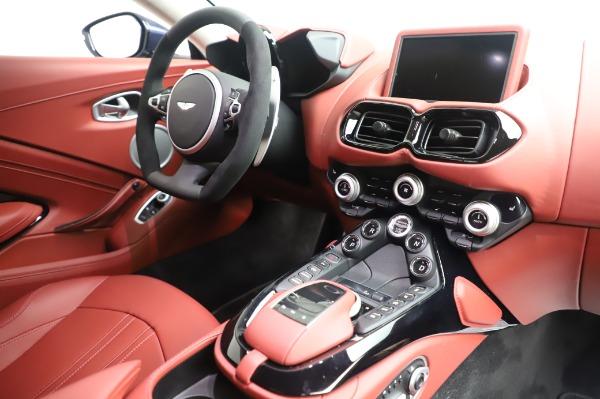 New 2020 Aston Martin Vantage for sale $177,481 at Alfa Romeo of Greenwich in Greenwich CT 06830 18