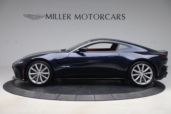 New 2020 Aston Martin Vantage Coupe for sale $177,481 at Alfa Romeo of Greenwich in Greenwich CT 06830 2