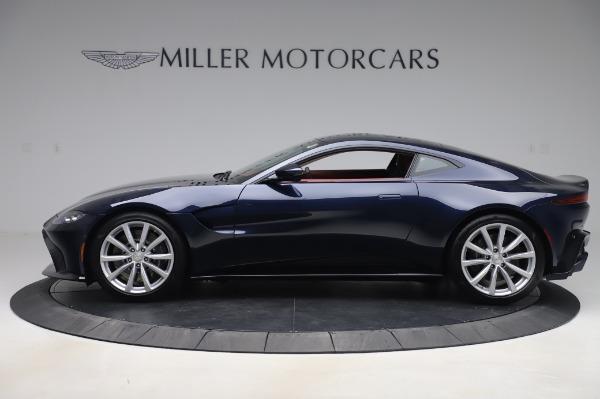 New 2020 Aston Martin Vantage for sale $177,481 at Alfa Romeo of Greenwich in Greenwich CT 06830 2