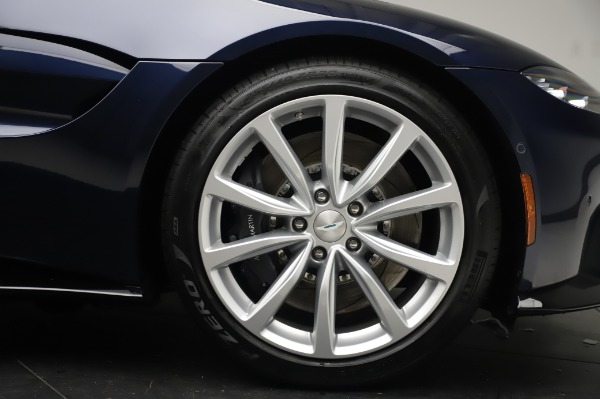 New 2020 Aston Martin Vantage for sale $177,481 at Alfa Romeo of Greenwich in Greenwich CT 06830 20