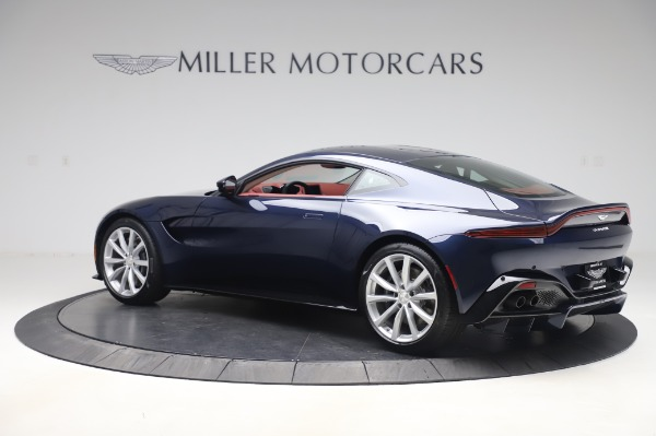 New 2020 Aston Martin Vantage Coupe for sale $177,481 at Alfa Romeo of Greenwich in Greenwich CT 06830 3