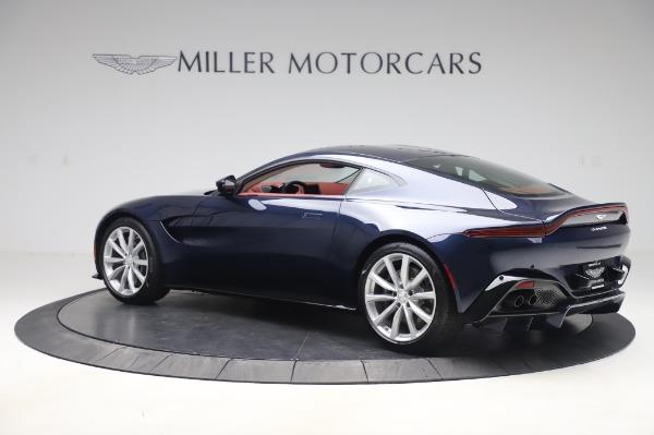 New 2020 Aston Martin Vantage for sale $177,481 at Alfa Romeo of Greenwich in Greenwich CT 06830 3