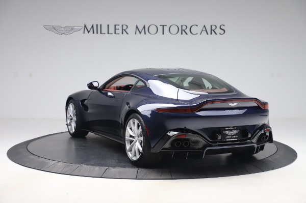 New 2020 Aston Martin Vantage Coupe for sale $177,481 at Alfa Romeo of Greenwich in Greenwich CT 06830 4